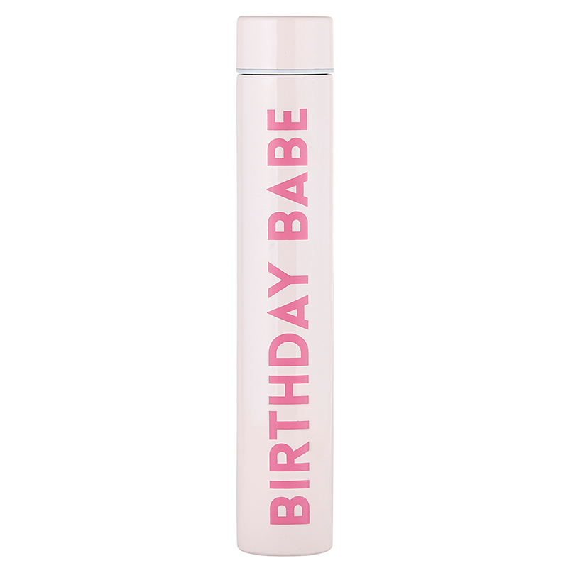 Flask Bottle - Birthday Babe