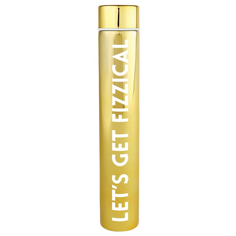Flask Bottle - Let's Get Fizzical