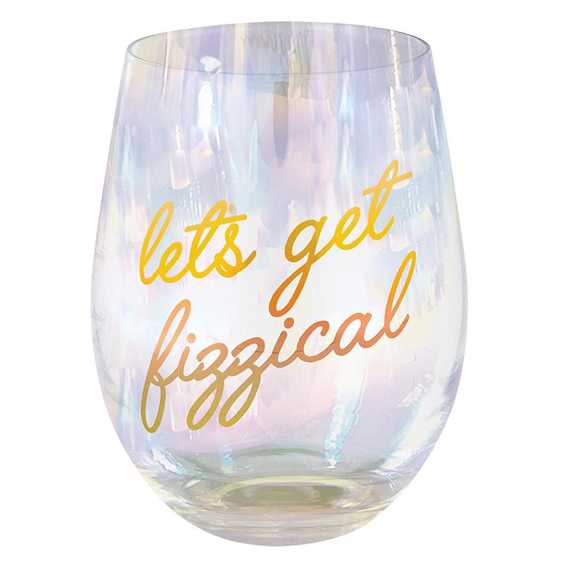 Wine Glass - Fizzical