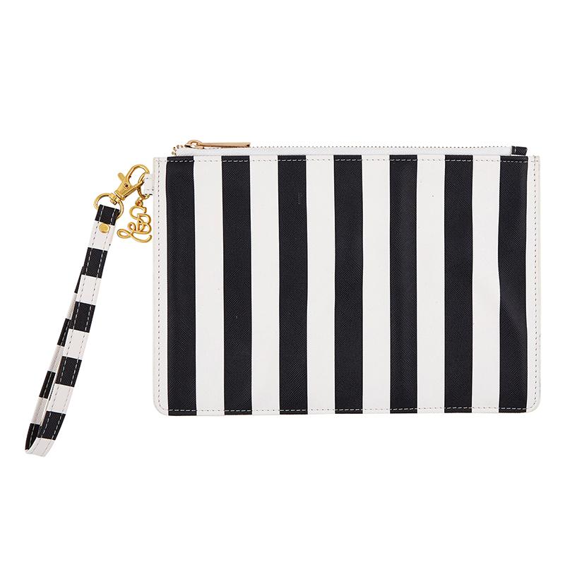 Fashion Wristlet - Cabana Stripe