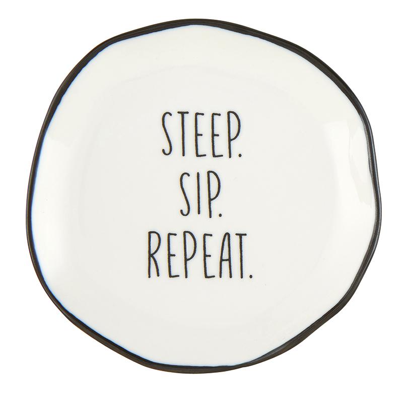 Tea Bag Rest - Steep. Sip. Repeat