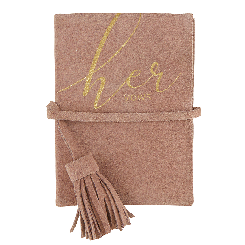 Vow Book - Hers