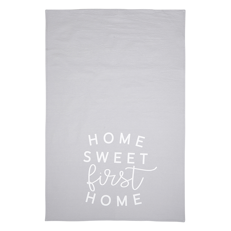 Tea Towel - First Home