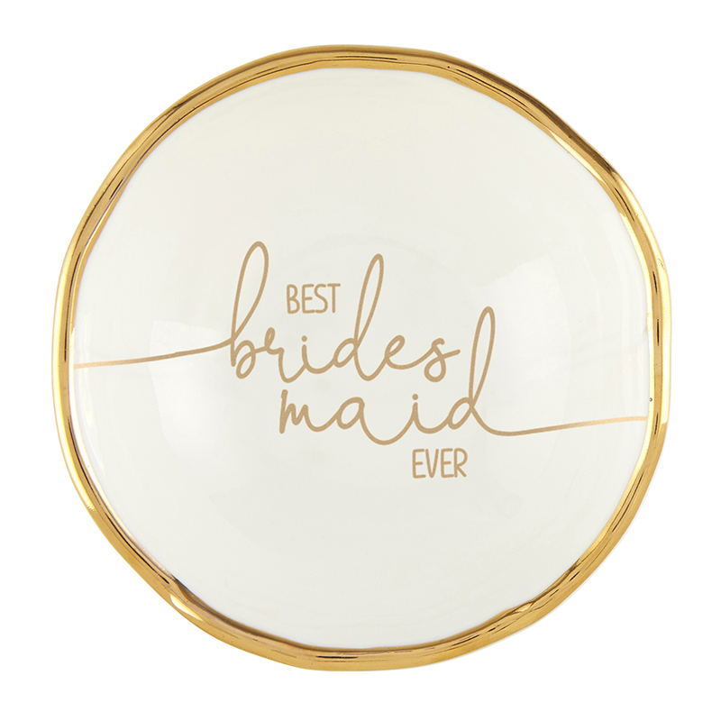 Jewelry Dish - Best Bridesmaid Ever
