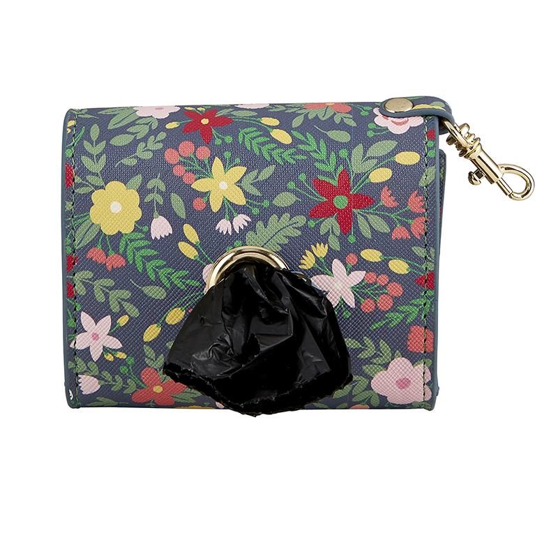 Waste Bag Holder - Floral