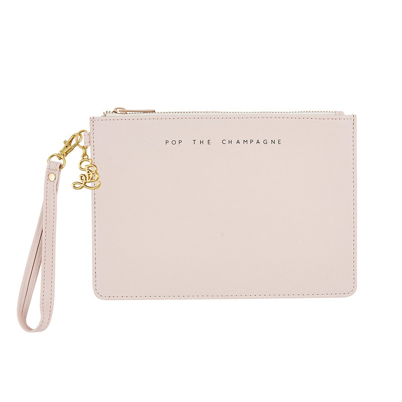 Fashion Wristlet - Pop the Champagne