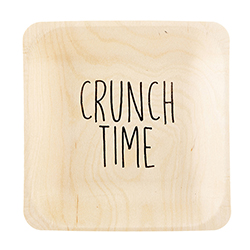 Birch Plates - Crunch Time