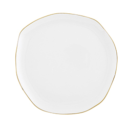 Ceramic Tray - Medium - White