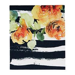 Organic Dishcloth - Floral