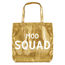 Gold Tote - Mod Squad
