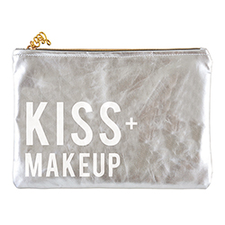 Platinum Pouch - Kiss + Makeup