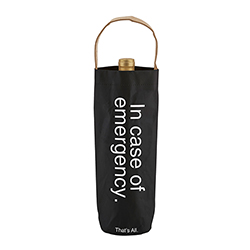 That's All® Wine Bag - Emergency