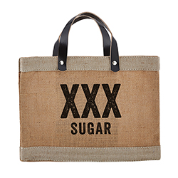 Heirloomed - Farmer's Market Mini Tote - Sugar