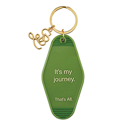 That's All® Motel Key Tag - It's My Journey