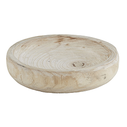 Paulownia Bowl - Small - Natural