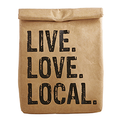 Lunch Bag - Live Local