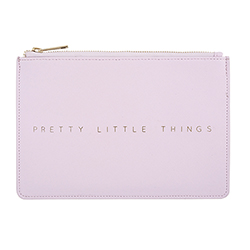 Fashion Pouch - Pretty Little Things - Lavender