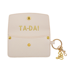 Credit Card Pouch - Ta-Da! - Blush