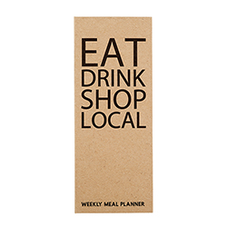 Weekly Meal Planner - Eat Local