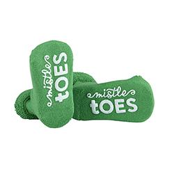 Socks - Mistle Toes, 3-12 months