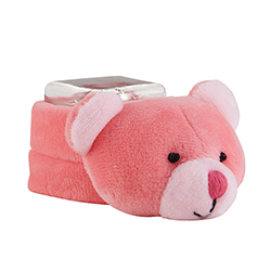 Boo-Bear - Pink