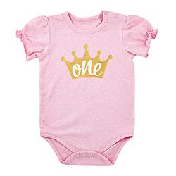 Snapshirt - One Crown, 6-12 months
