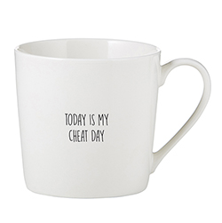 Café Mug - Cheat Day