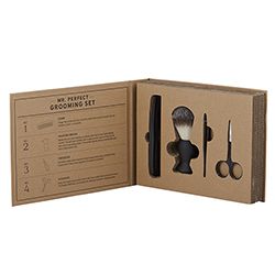 Cardboard Book Set - Grooming