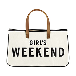 Canvas Tote - Girl's Weekend