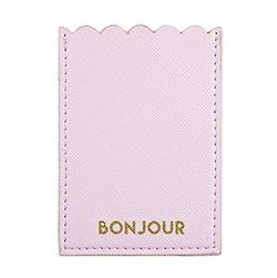 Phone Pocket - Bonjour