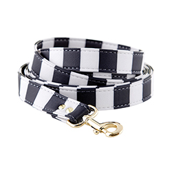 Saffiano Leash - Cabana
