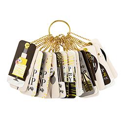 Gift Tag Book - Birthday