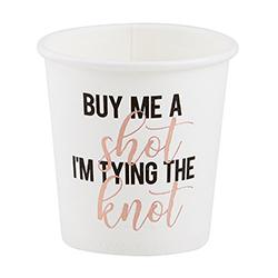Paper Shot Cups - Shot