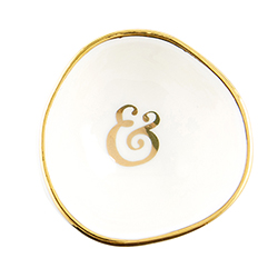 Ring Dish - Ampersand