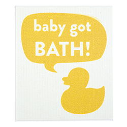 Baby Washcloth - Baby Got Bath