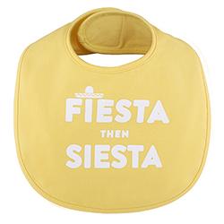 Veggie Bib - Fiesta Then Siesta, 3-12 months
