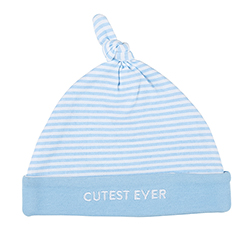 Knit Cap - Cutest Ever, 6-12 months