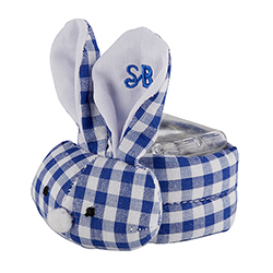 Boo-Bunnie® - Blue Gingham