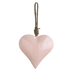Enamel - Pink Heart