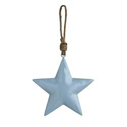 Enamel- Blue Star