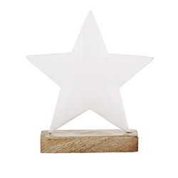 Enamel Stand - Star