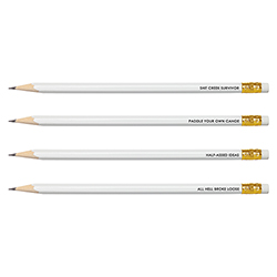 Face to Face Pencil Set - Shit Creek Survivor