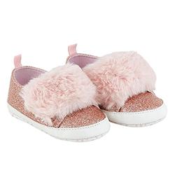 Shoe - Pink Fur