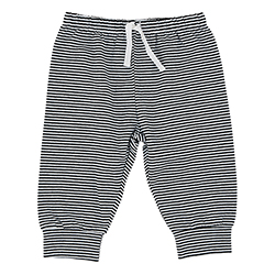 Pants - B + W Stripe