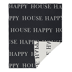 Face to Face Throw - Happy House