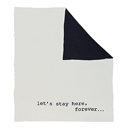 Face to Face Throw - Let's Stay Here Forever
