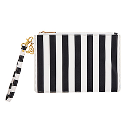 Fashion Wristlet - Cabana Stripe