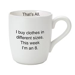 That's All® Mug - Different Sizes Pink