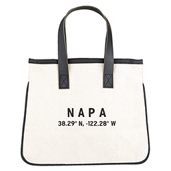 Mini Canvas Tote - Napa