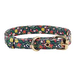 Saffiano Collar - Floral